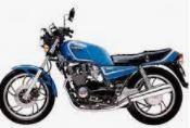 XJ 650 H / N (4K0) Bj. 1980 - 1985