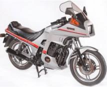 XJ 650 Turbo (11T) Bj. 1982 - 1984