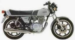 XS 250 (1U5) Bj. 1977 - 1980