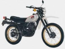 XT 250 (3Y3) Bj. 1980 - 1990
