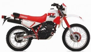 XT 350 H / N (55V) Bj. 1985 - 1990