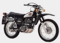 XT 500 (1U6) Bj. 1976 - 1989