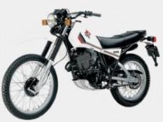 XT 550 (5Y3) Bj. 1982 - 1983