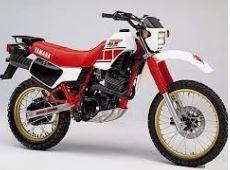 XT 600 (43F) Bj. 1984 - 1986