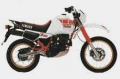 XT 600 Z Tenere (43L) Bj. 1983 - 1984