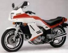 XZ 550 / S (11U) Bj. 1982 - 1984