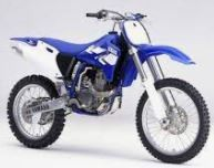 YZ 400 F () Bj. 1998