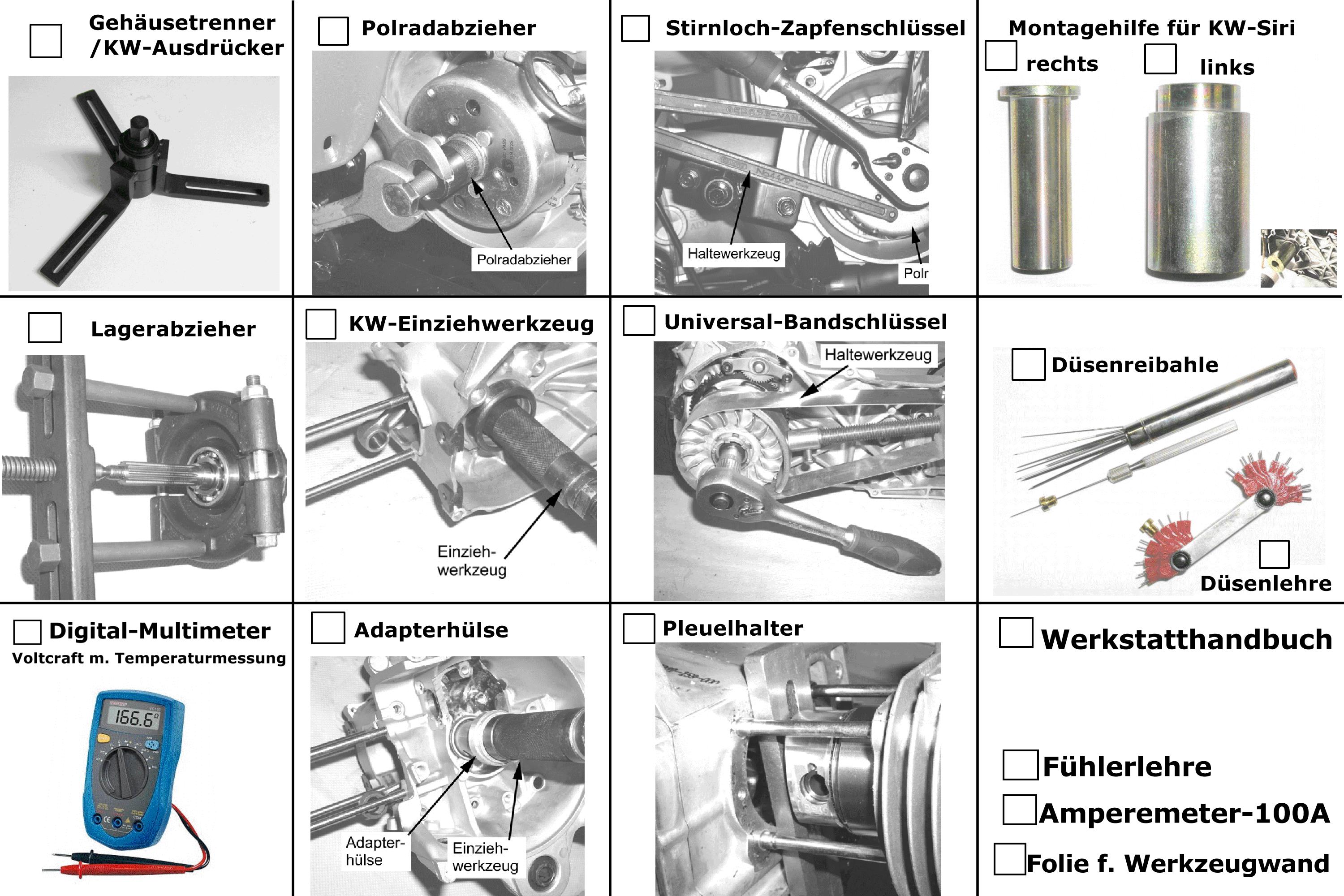 Spezialwerkzeug
