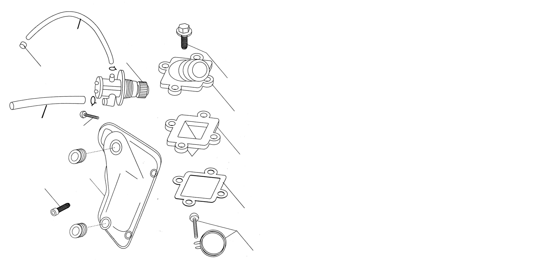 Ölpumpe , Einlass