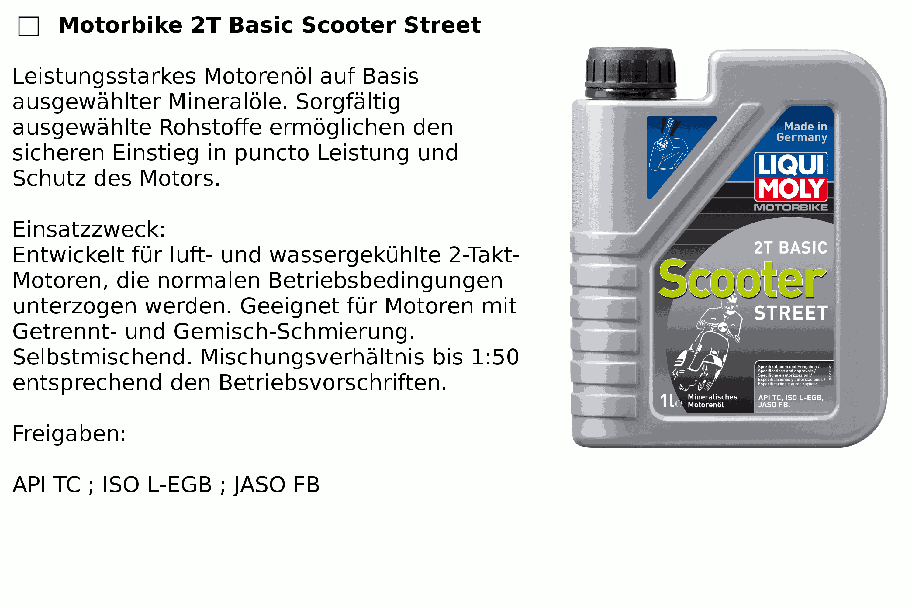 2T Basic Scooter Street