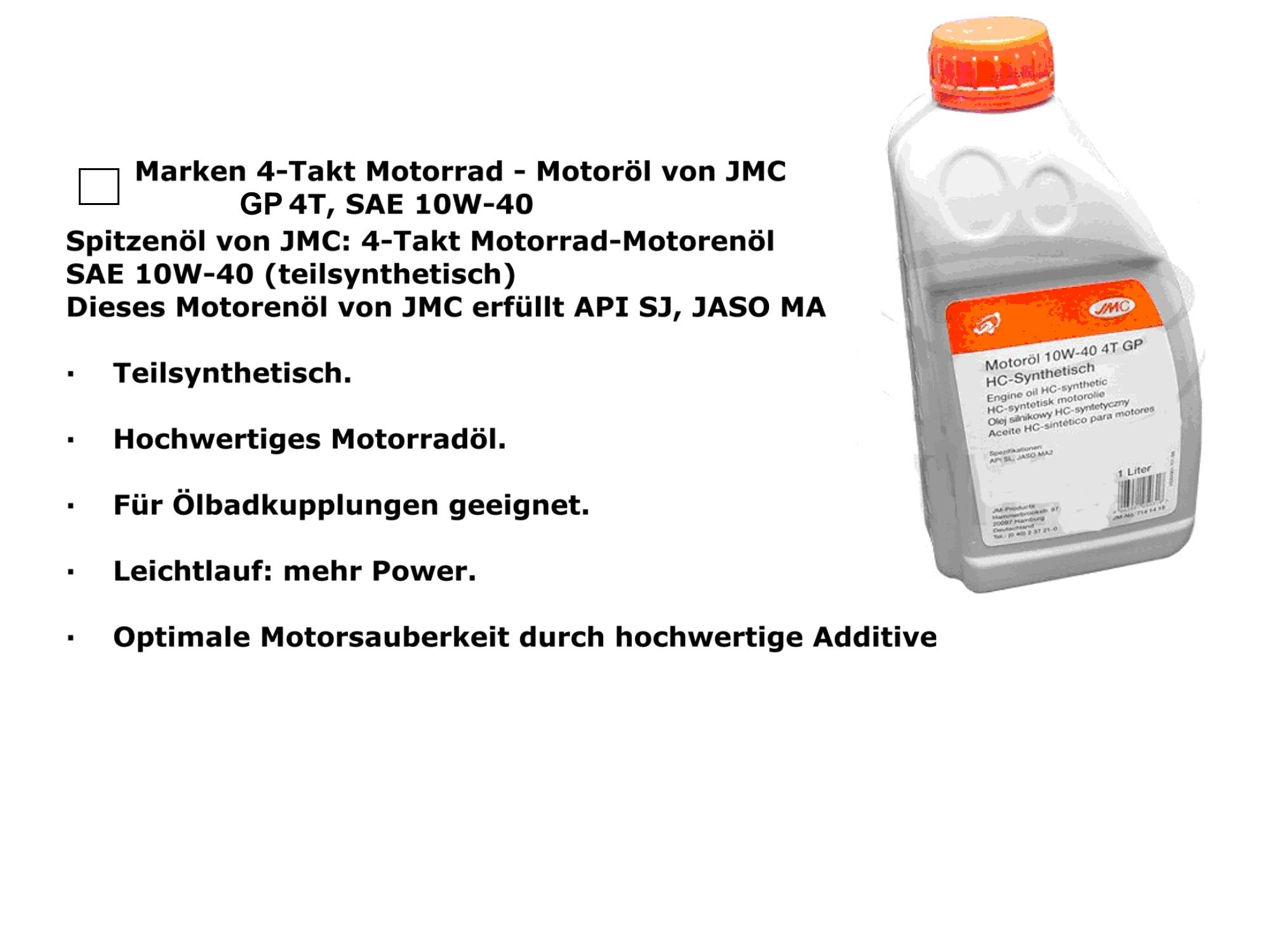 4-T 10W40 teilsynthetisch