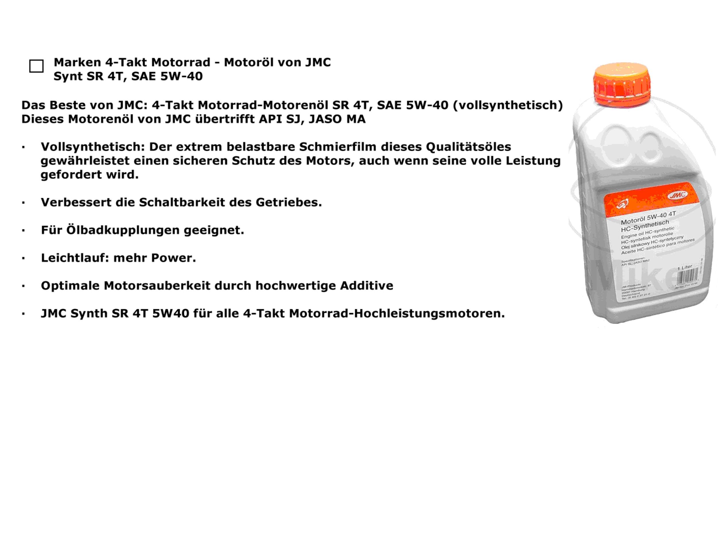 4-T 5W40 vollsynthetisch