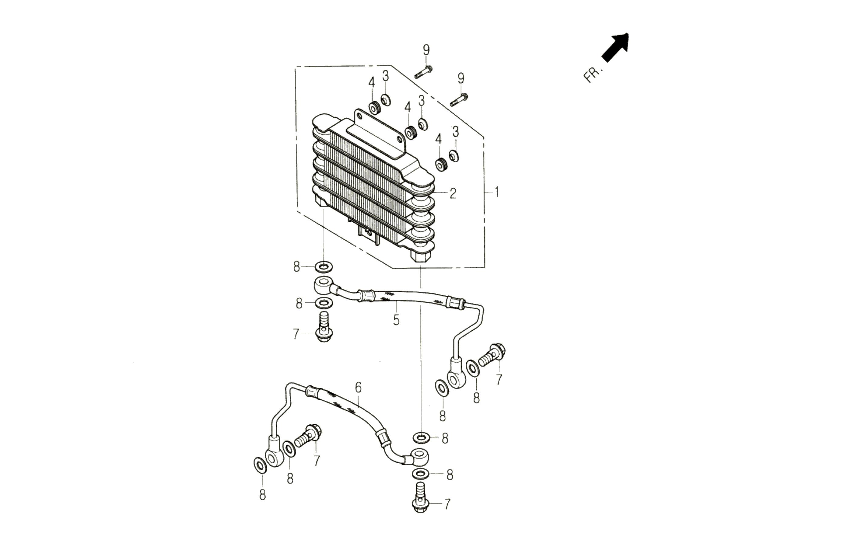 Ölkühler