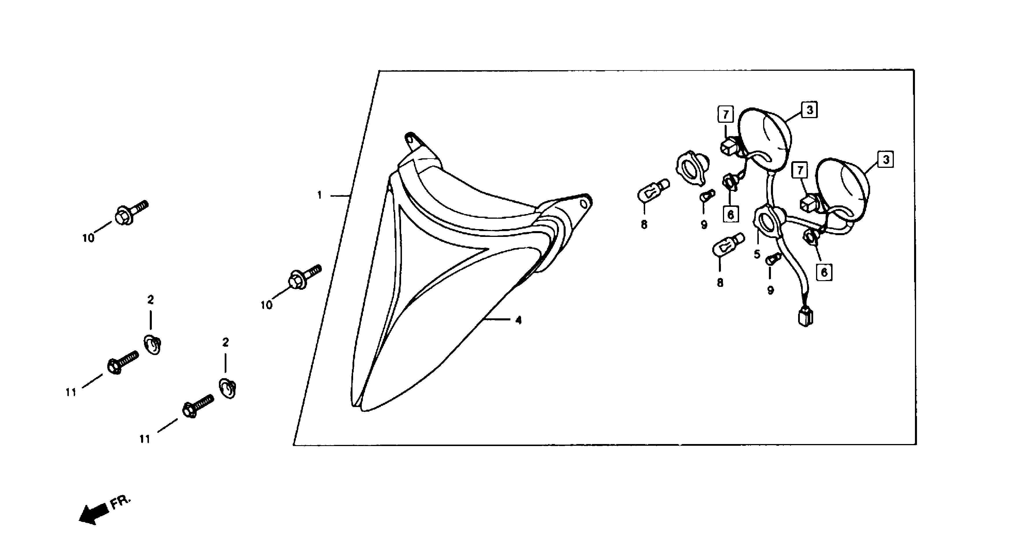 Scheinwerfer