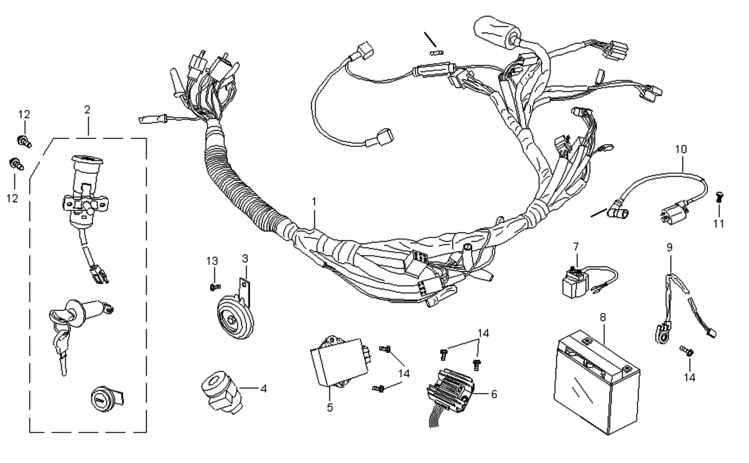Elektrik / Kabelbaum