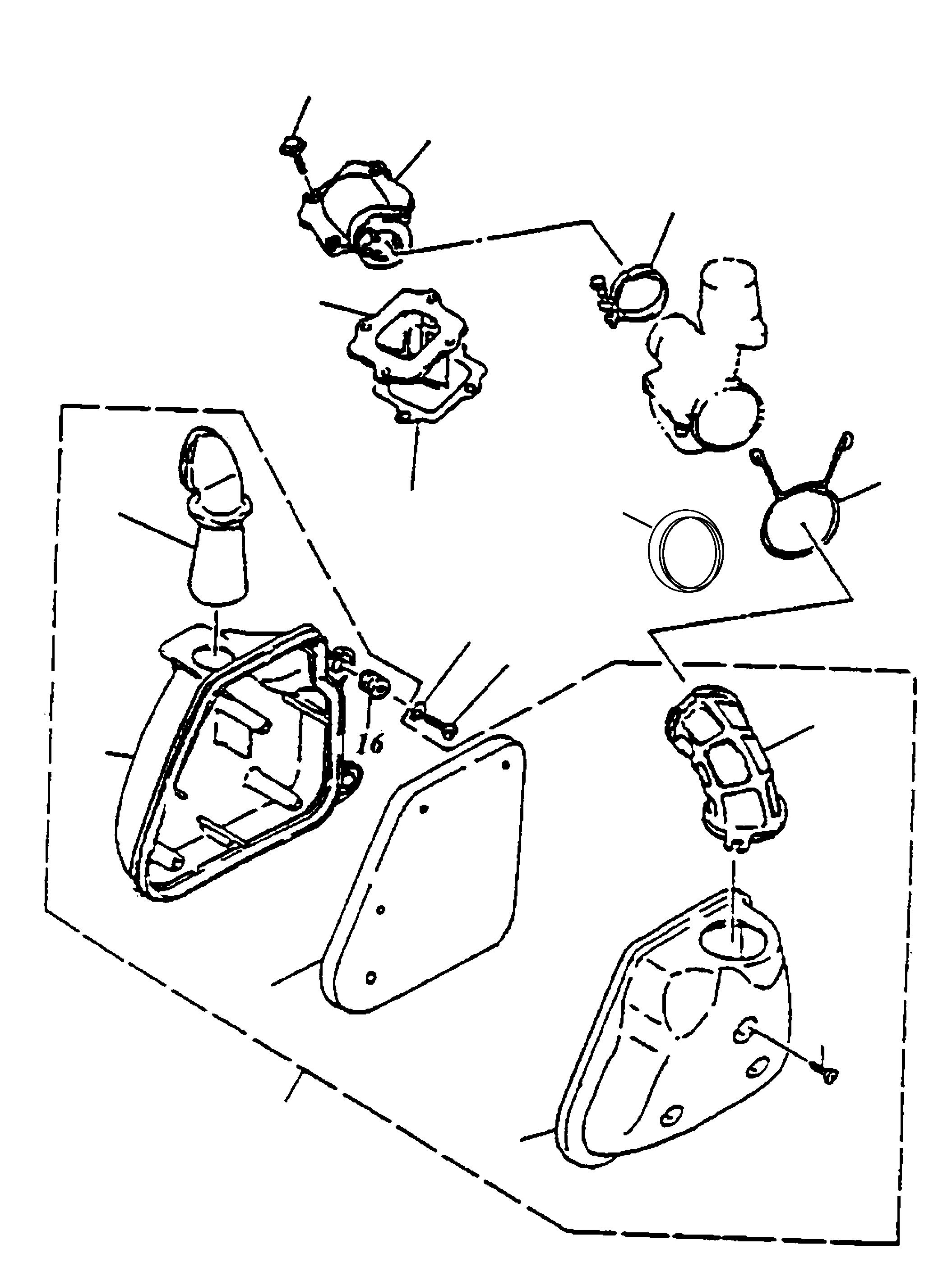 Einlasslamelle, Luftfilter
