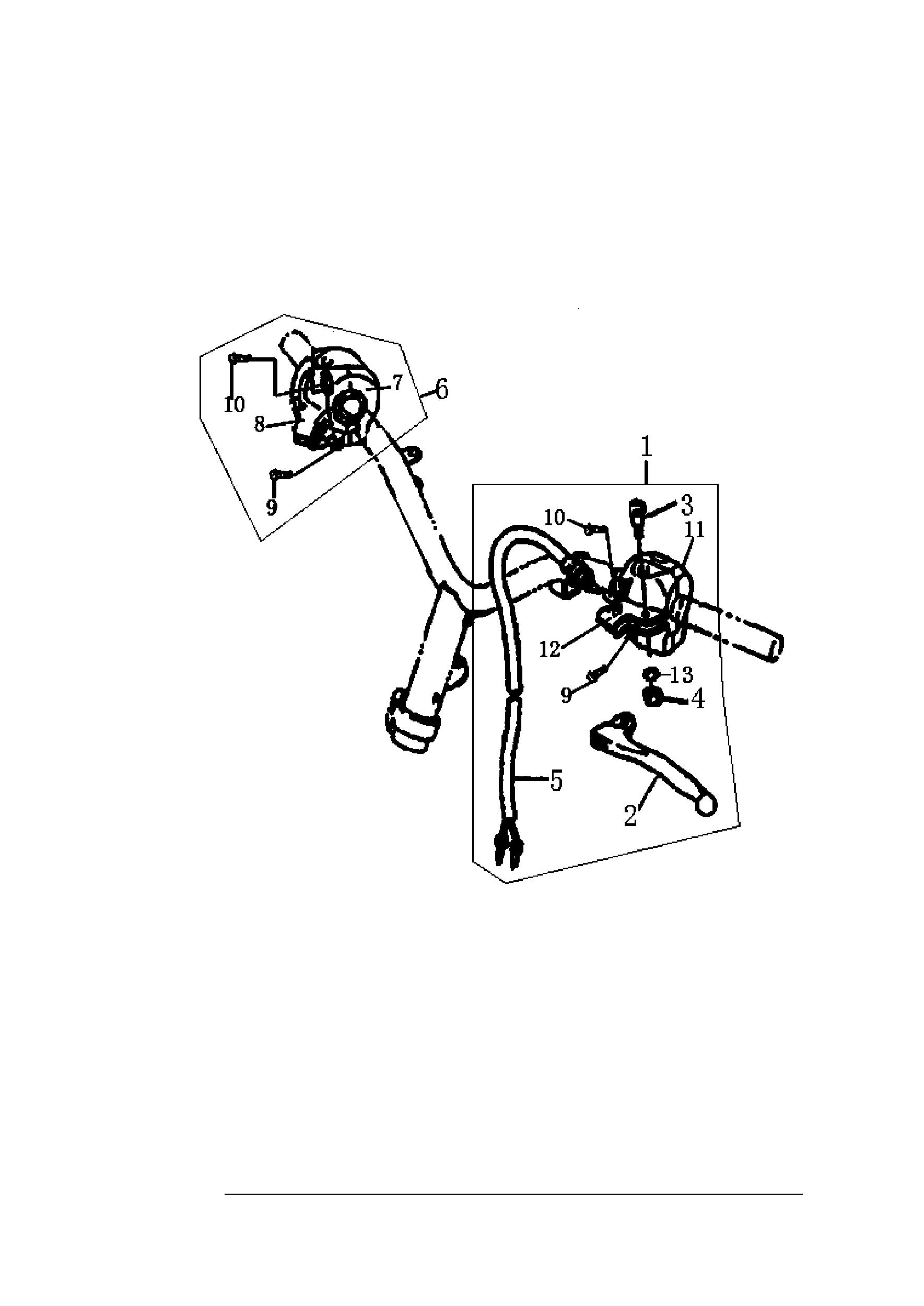 Schalter / Hebel