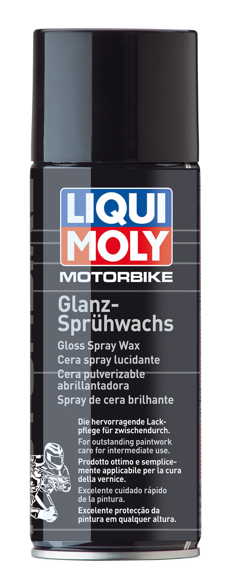 Motorbike Glanz-Sprühwachs - 400ml