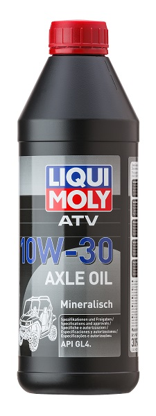 Motorbike Axle Oil 10W-30 ATV - 1l
