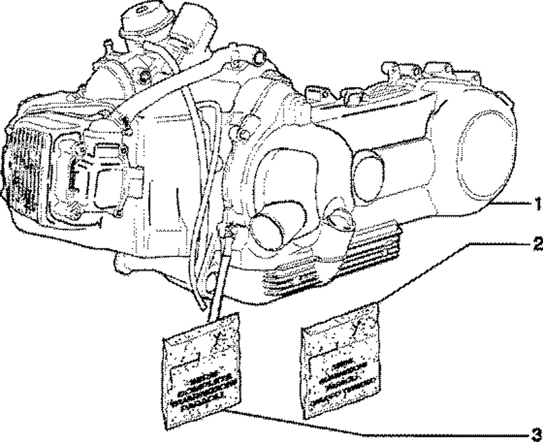Motordichtsatz