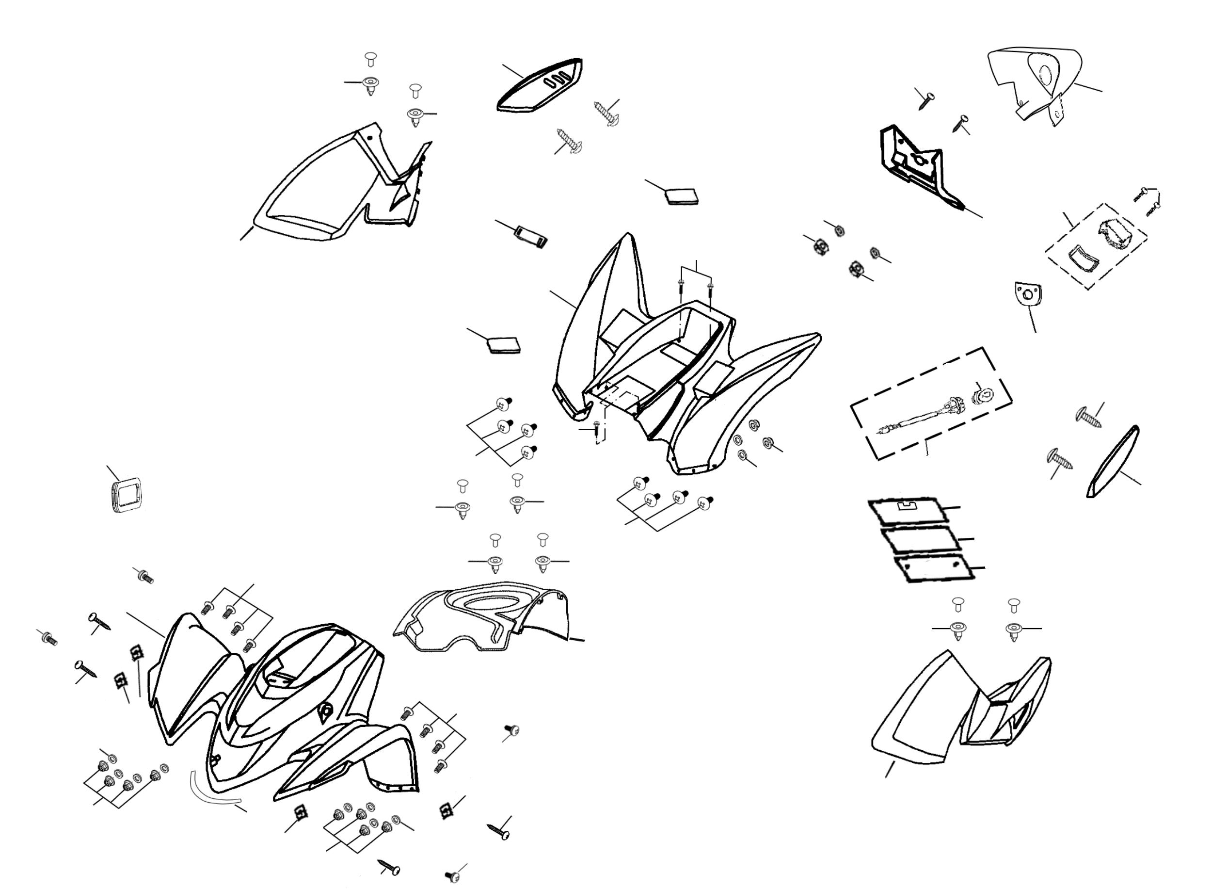 Verkleidungen
