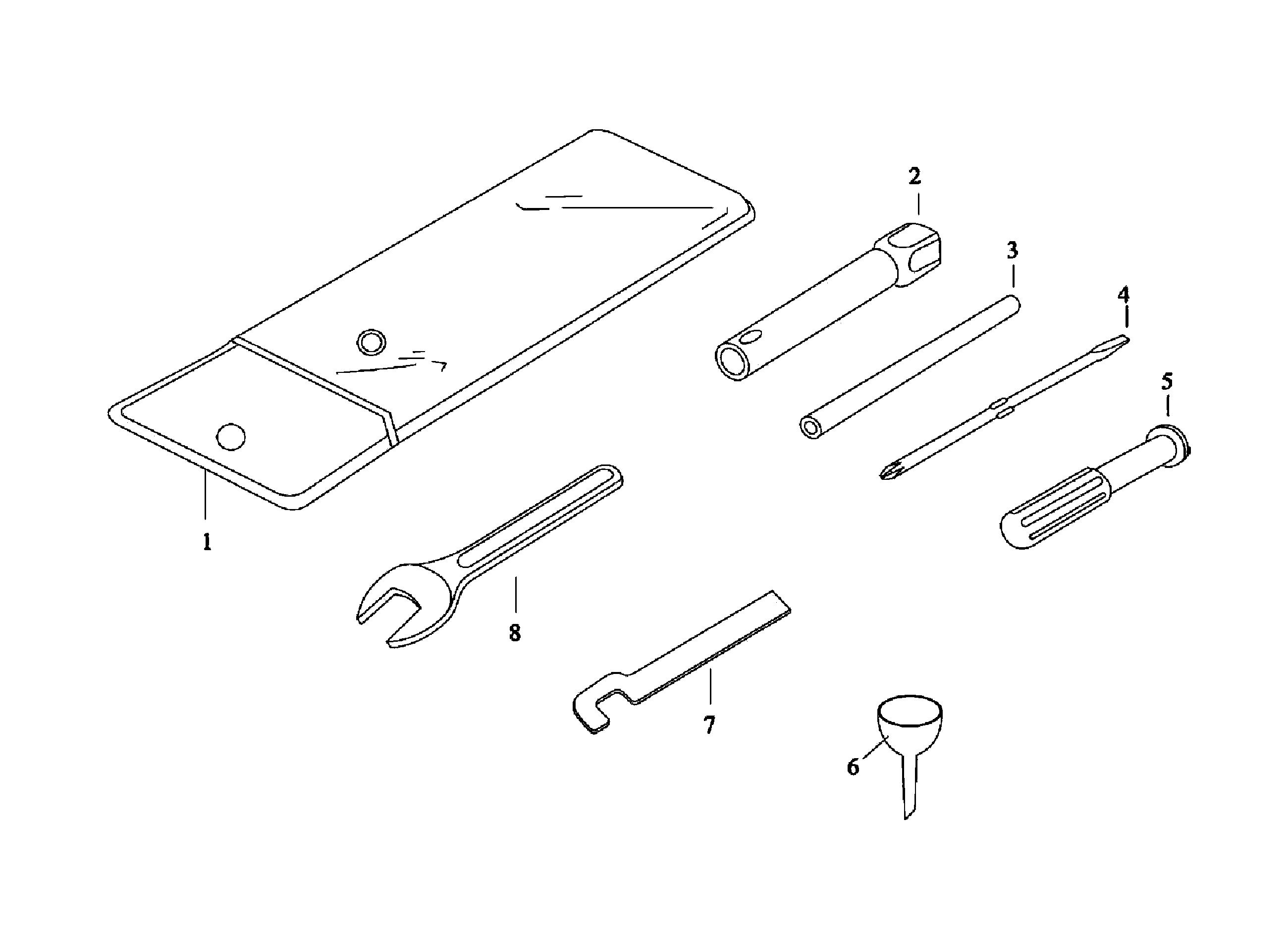 Bordwerkzeug