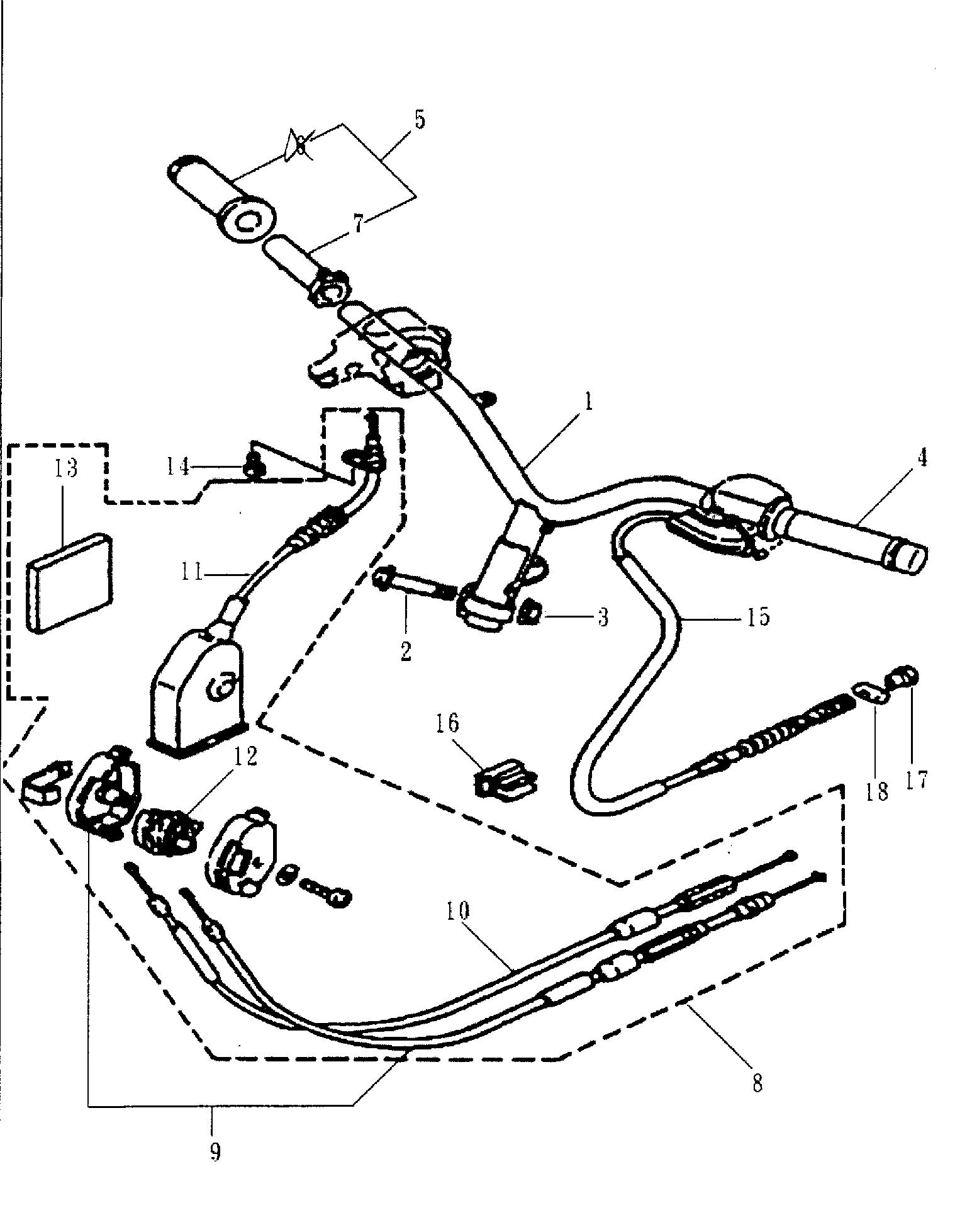 Lenker / Züge