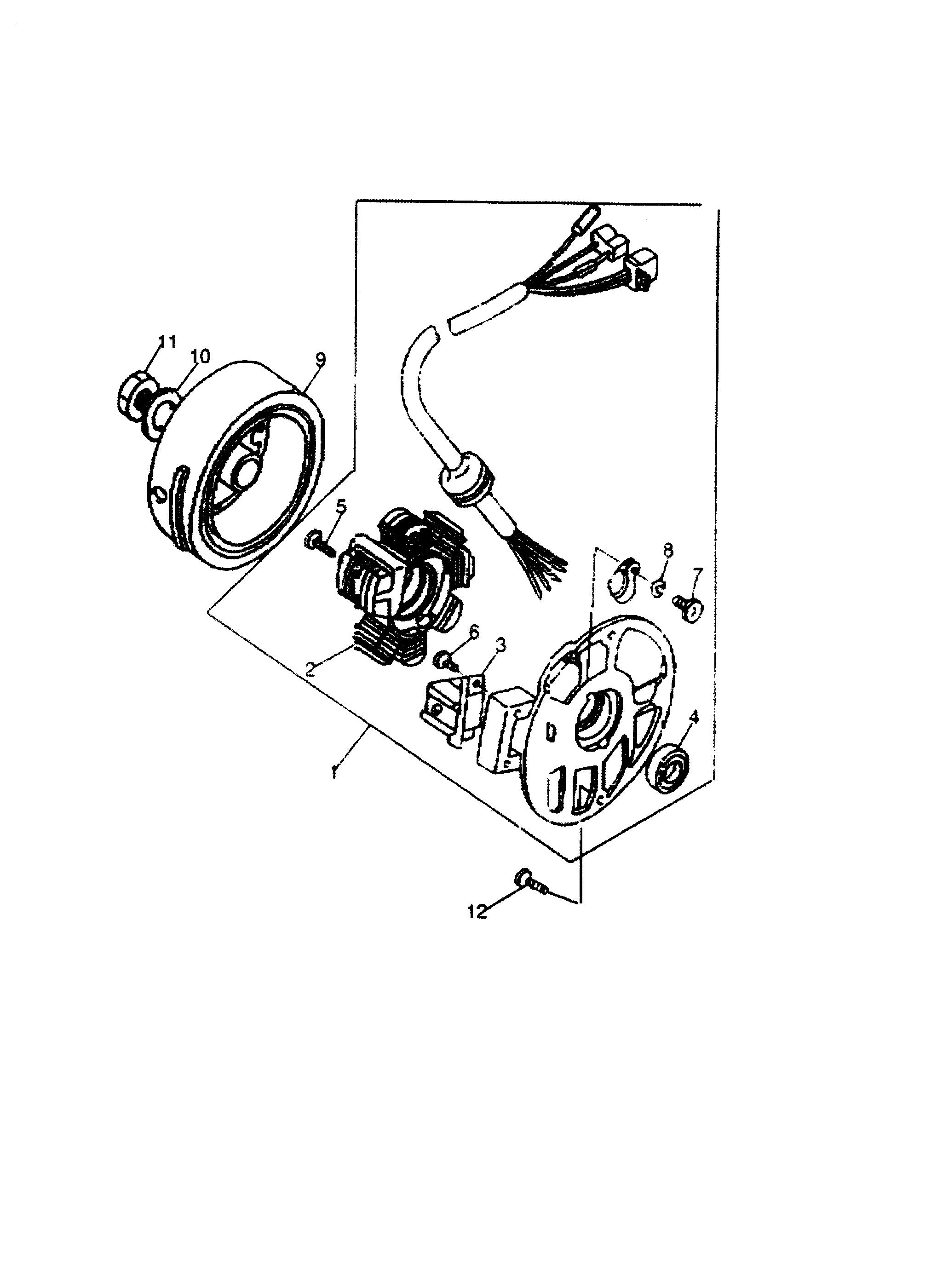 Lichtmaschine