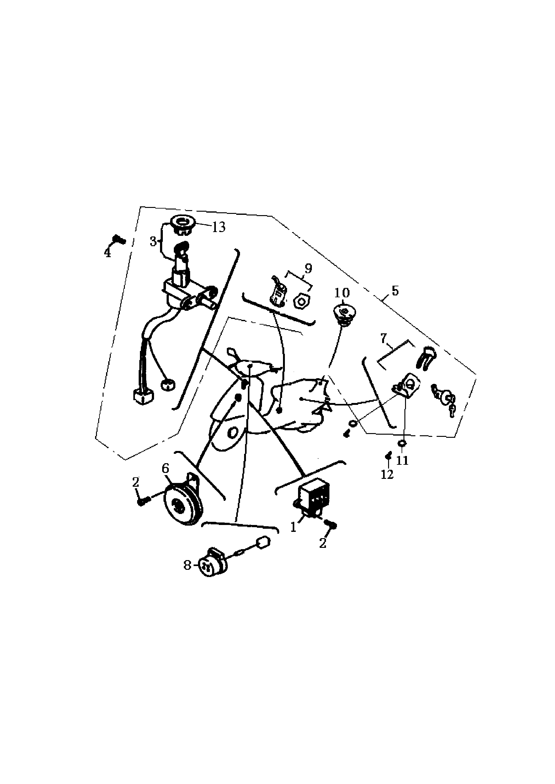 Elektrik 2, Schlösser