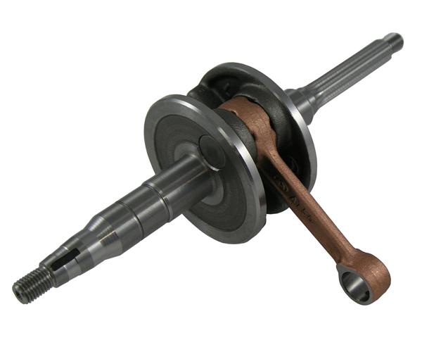 Kurbelwelle f. Kolbenbolzen 10mm