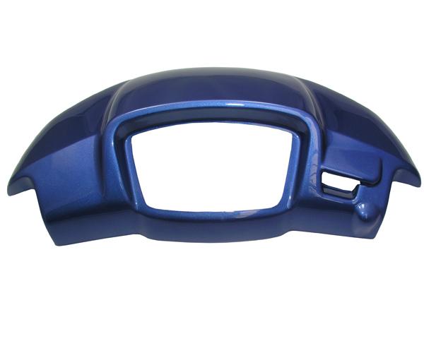 Instrumentenverkleidung hellblau metallic