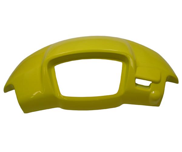 Instrumentenverkleidung gelb