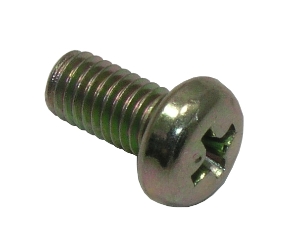 Schraube M5x10 PH verz.