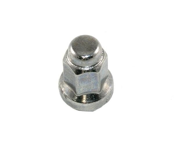 Radmutter M10x1.25 Kegelbund verchr.