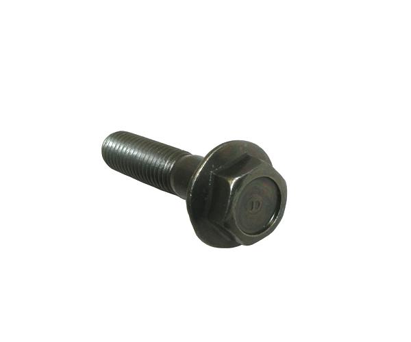 Schraube M8x35 Sechsk. m. Bund gr.