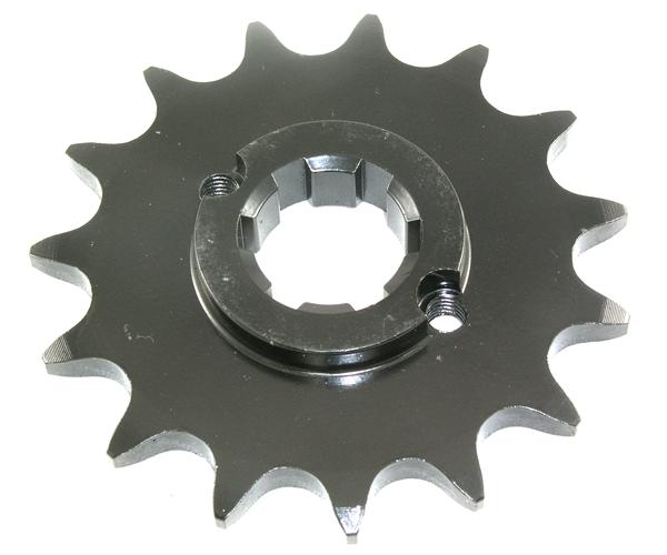 Ritzel 15Z.f. Welle 25 mm