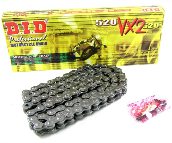 Kette O-Ring 520VX2 86 Clip 62520050861