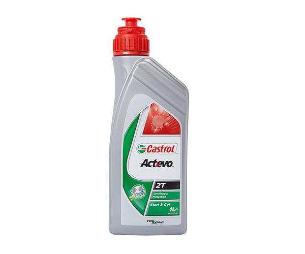 Motoröl 2-Takt Actevo Castrol 1 Liter