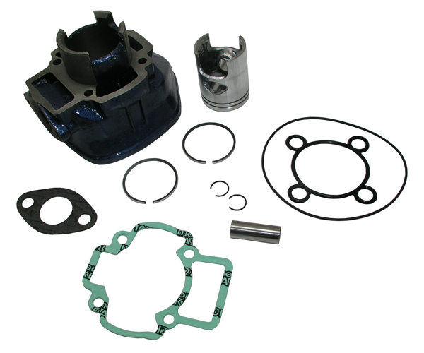 Zylinder kit C4 Piaggio H2o D40 ohne Kopf