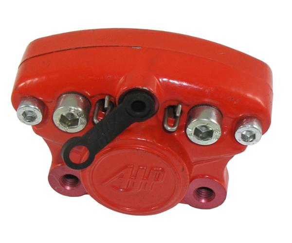 Bremssattel v. AJP Ital. Formula 50/125 Dragster