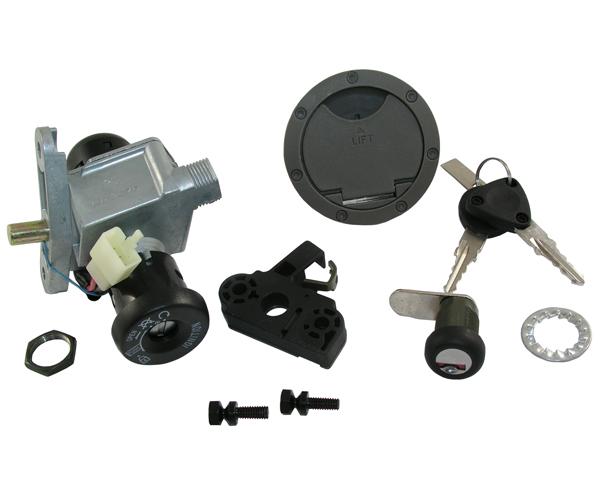 Schloßsatz MBK Nitro/YAM. Aerox ab 2003