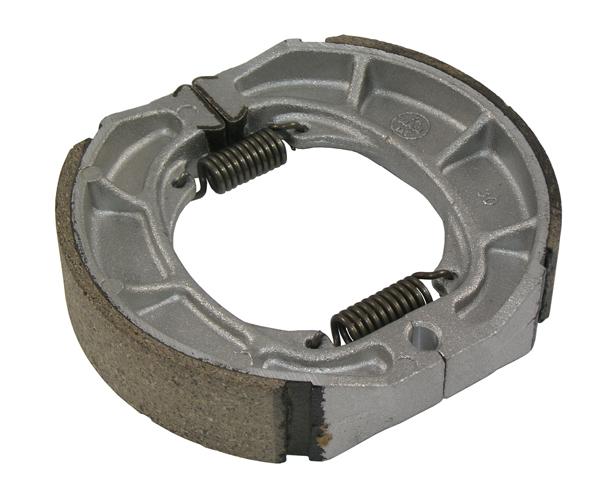 Bremsbacken h. Kevlar Derbi/Italjet/Suzuki