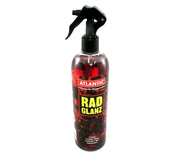 Pflegespray Radglanz 500 ml
