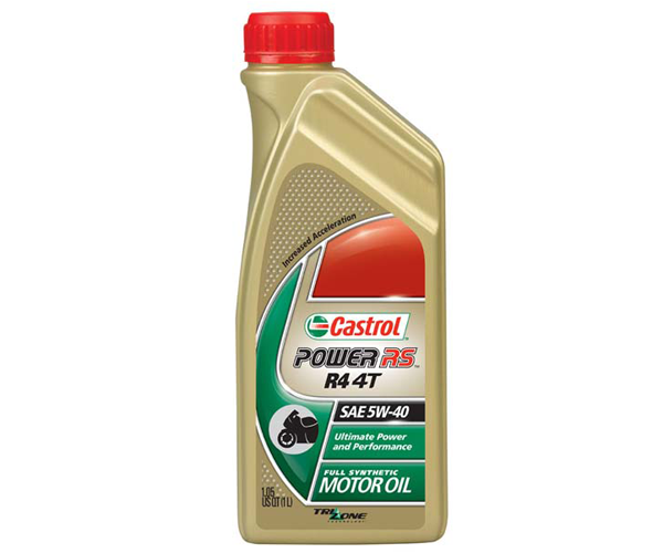Motoröl 5W40 Power1 Scooter 4T Castrol 1 Liter