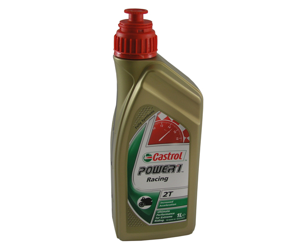 Motoröl Power1 Racing 2T Castrol 1 Liter