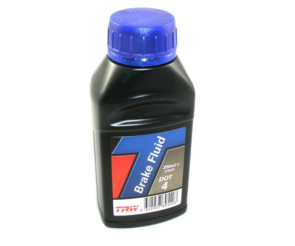 Bremsflüssigkeit 0.25l DOT4 TRW(Lucas)