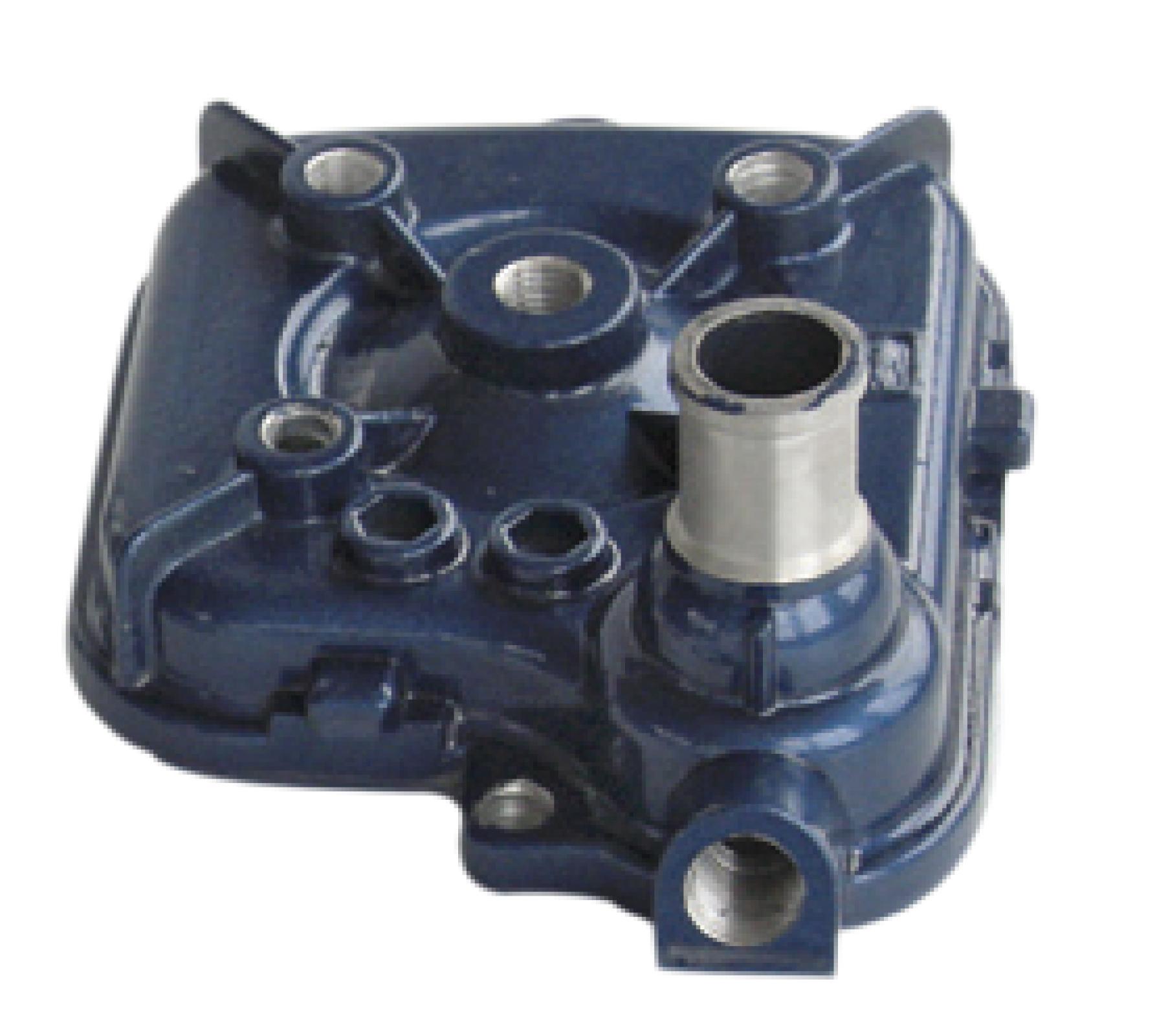 Zylinderkopf C4 Ø40 Ludix LC