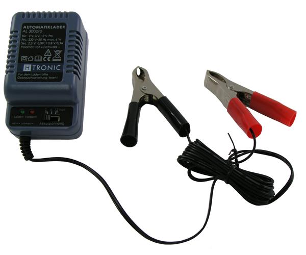 Automatik-Lader 2/6/12V 300mA