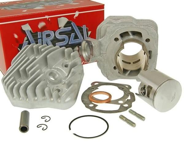 Zylinderkit Airsal T6-Racing 70ccm f/ür Peugeot Elystar 50 Advantage