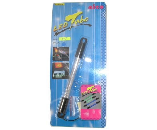 LED-Tube blau 180mm 1er Pack